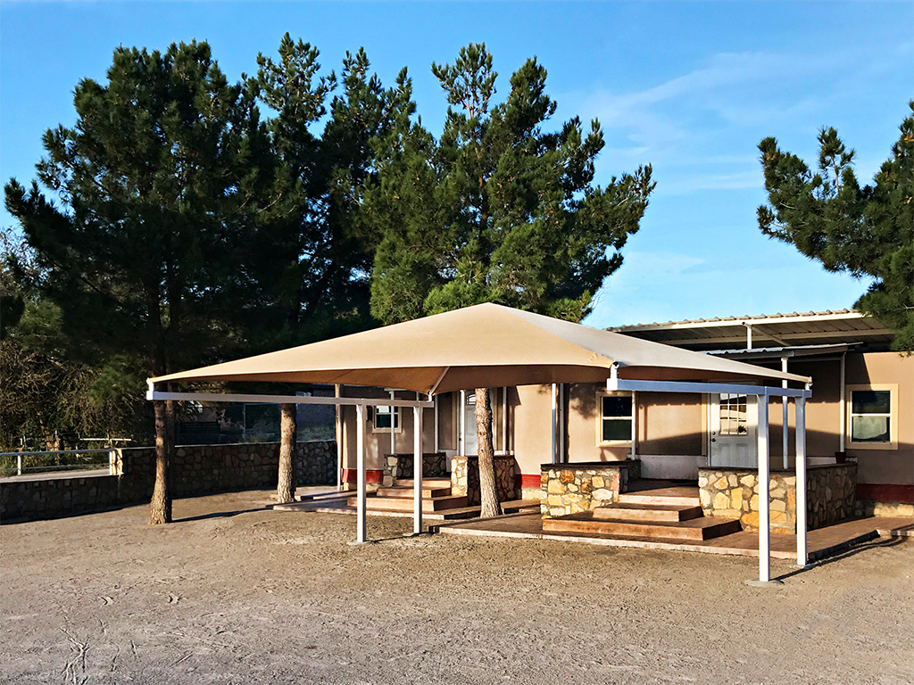 Canopies El Paso Umbrella Canopies Awnings Tarps Pergolas